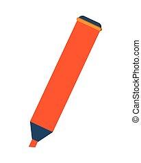 highlighter marker icon