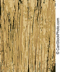 wood texture - highly detailed illustration of a wood ...