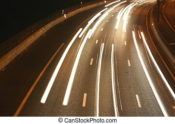 highway and lighting