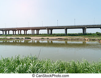 highway bridge over the Sundays River