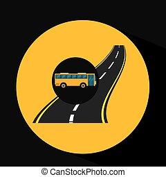 highway bus transport public