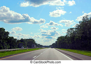 Highway - Divided highway