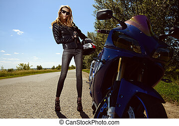 highway motorbike