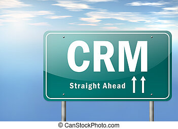 Highway Signpost CRM
