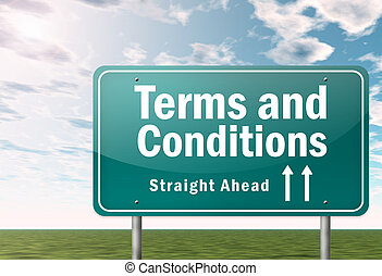 Highway Signpost Terms and Conditions - Highway Signpost...