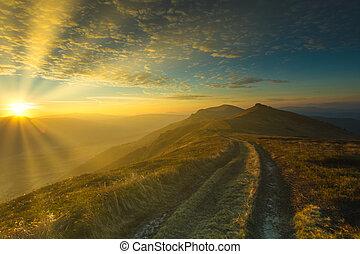 highway to heaven horizontal