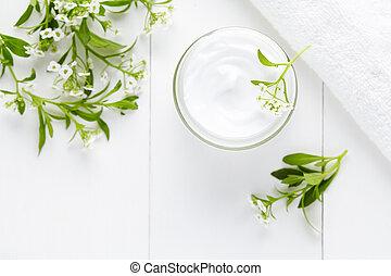 higiênico, produto, natural, cosmético, skincare, herbário,...