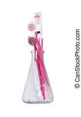 higiene dental, precisión