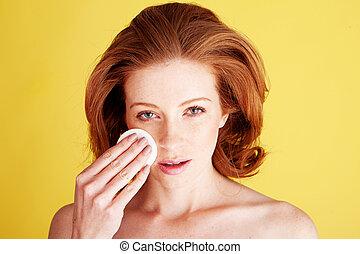higiene pessoal, e, skincare
