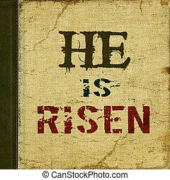 hij, risen