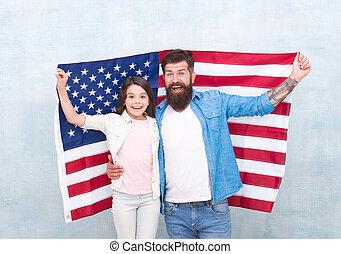 hija, estados unidos de américa, familia , cómo, family., ...