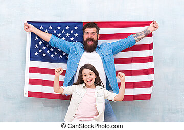 hija, estados unidos de américa, familia , july., family., ...