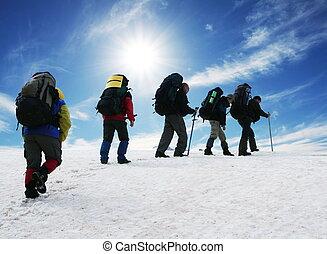Hike - Backpackers