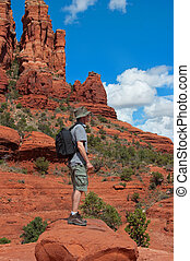 Hike - Hiking in beautiful Sedona Arizona