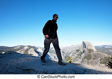 Hike in Yosemite