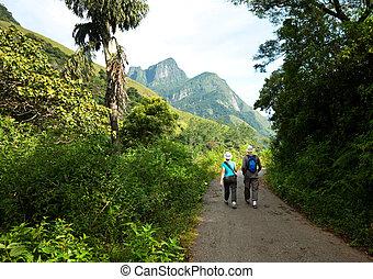 Hike on Sri Lanka - hike on Sri Lanka