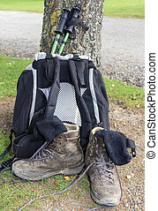 Hiking items
