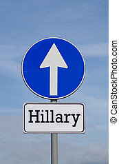 hillary, the only way to be chosen to ensure development