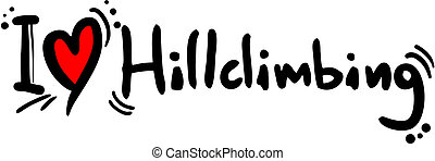 Hillclimbing love - Creative design of hillclimbing love