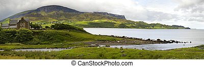 Hills and mountains and isle of skye - Beautiful landscape...
