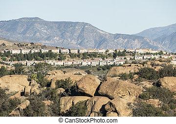 Hillside Los Angeles Homes