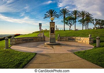 Hilltop Park, in Signal Hill, Long Beach, California.