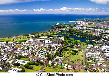 Hilo, Big Island, Hawaii