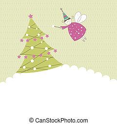 hilsen card, by, din, begivenheder liv