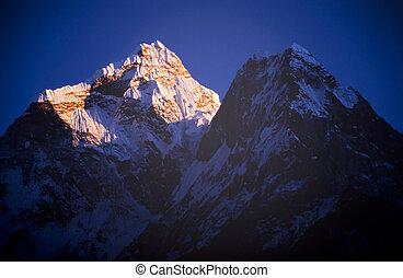 himalaya, góry