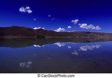 Himalaya Mount - Himalaya mount in Tibet
