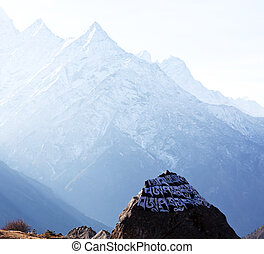 Himalaya - Mountains peak