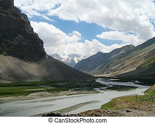 Himalayan Landscape-I