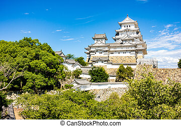 Himeji Castle Hyogo Japan - Himeji Castle the Unesco world ...