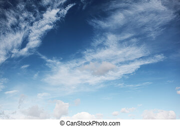 himmel, baggrund