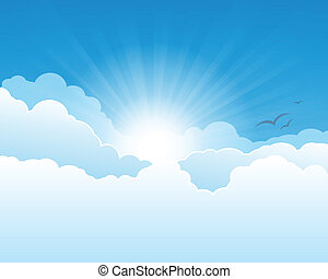 himmel, himmelsgewölbe