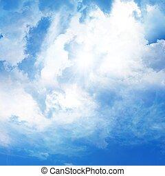 himmel, sky