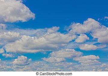 himmel-wolke, hintergrund