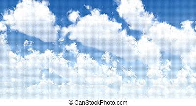himmelsgewölbe, abbildung