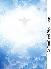 himmelsgewölbe, christus