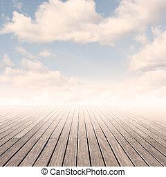 himmelsgewölbe, pier
