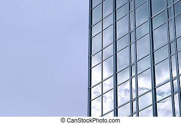 himmelsgewölbe, wolkenkratzer