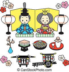 hinamatsuri:, ∥, dolls', 祝祭