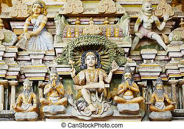 hind chrám
