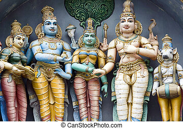 Hindu deities - Tamil Nadu - India