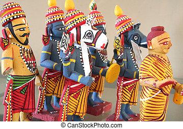 Hindu God Handy Crafts
