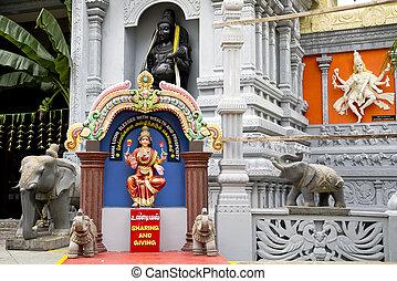 hindu, religion, vertreter