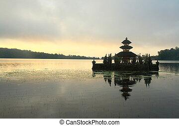 Hindu Temple at Bali