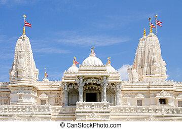 Hindu temple in Atlanta, GA