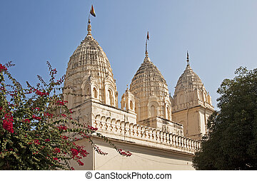 Hindu temple in India
