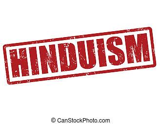 Hinduism stamp